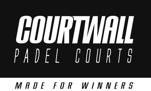Courtwall Padel Courts Logo